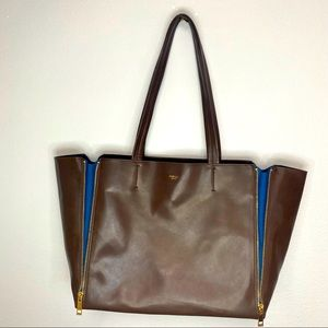 Sorial New York vegan leather Tribeca carry all